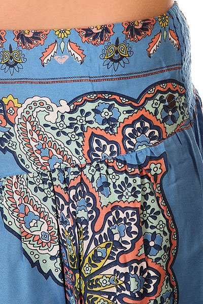 Юбка женская Roxy Lola Agadir Border Combo Blue от BOARDRIDERS