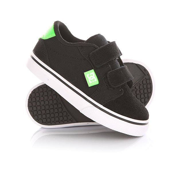 ���� ��������� ������ ������� DC Anvil V Black/White/Green