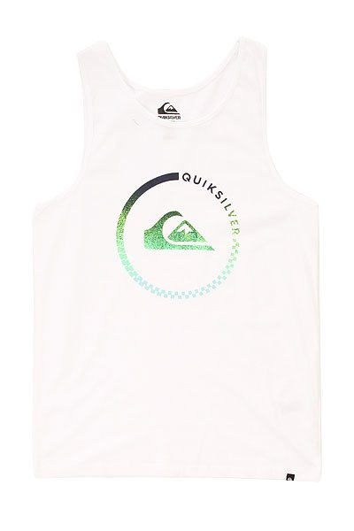 Майка Quiksilver Class Veract Tees White