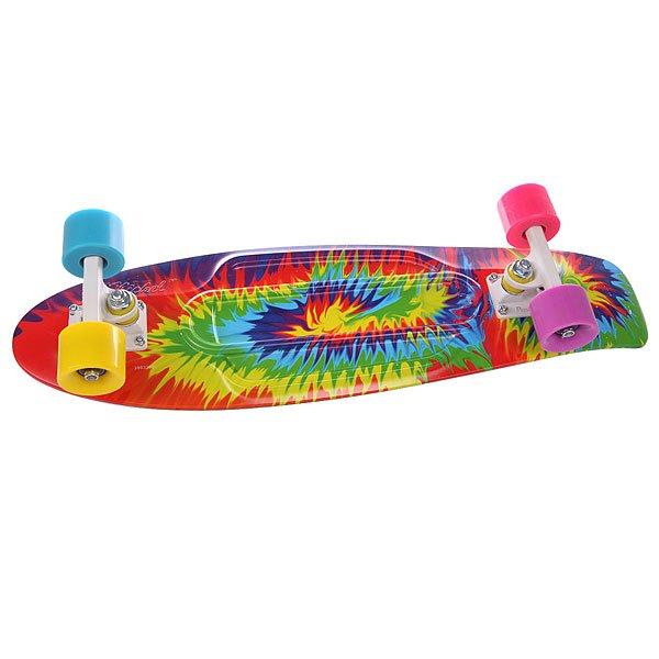 Скейт мини круизер Penny Nickel Ltd Woodstock Pattern 7.5 x 27 (68.6 см)
