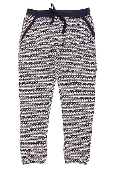 Штаны спортивные женские Roxy Incommunicado EclipseШорты<br>Женские штаны для бега Incoммunicado от ROXY.Технические характеристики: Штаны для бега.Тканое полотно.Удобные глубокие карманы для рук с контрастной отделкой.Эластичный пояс с утяжкой.Отделка в стиле color block.Сплошной жаккардовый принт.<br><br>Размер EU: XS<br>Цвет: синий,белый<br>Тип: Штаны спортивные<br>Возраст: Взрослый<br>Пол: Женский