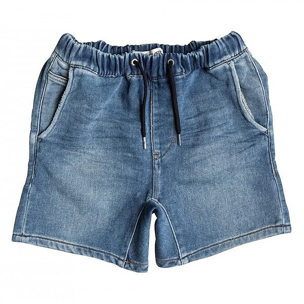 ����� ��������� ������� Quiksilver Fonic Den Shorty Worn Wash