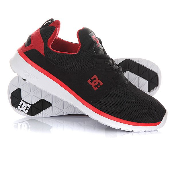 ��������� ������� DC Heathrow Black/Red/White