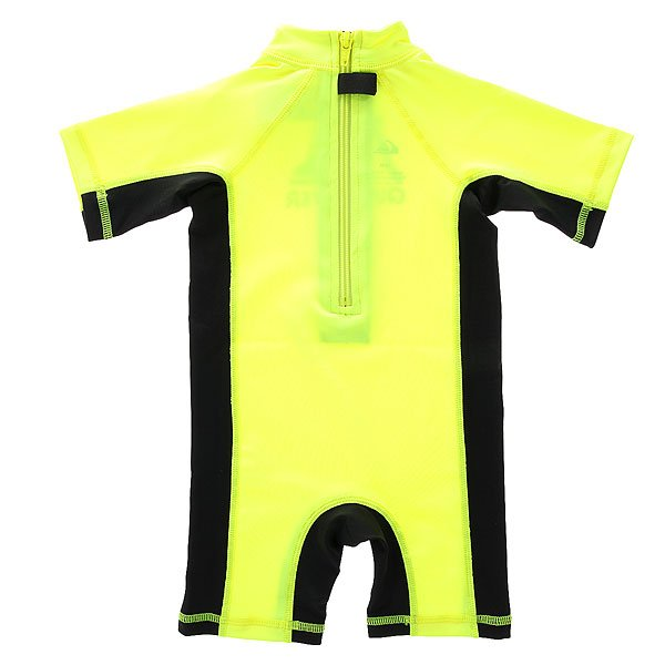 Гидрокостюм (Комбинезон) детский Quiksilver Bubblespringinf Safety Yellow от BOARDRIDERS