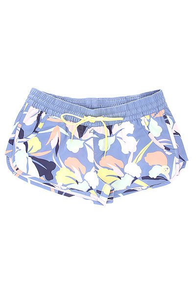 Шорты пляжные женские Roxy Tidal Wave Noosa Floral Combo C