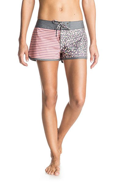 ����� ������� ������� Roxy Colors Print Bs Animal Print Combo T