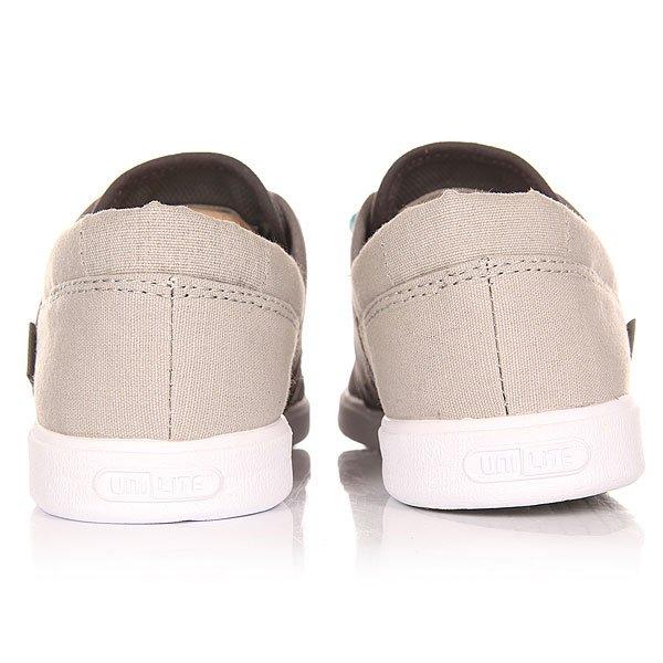 Кеды кроссовки низкие женские DC Haven Grey от BOARDRIDERS