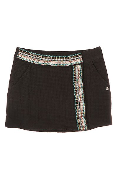 ���� ������� Roxy Skirt Injection Charcoal