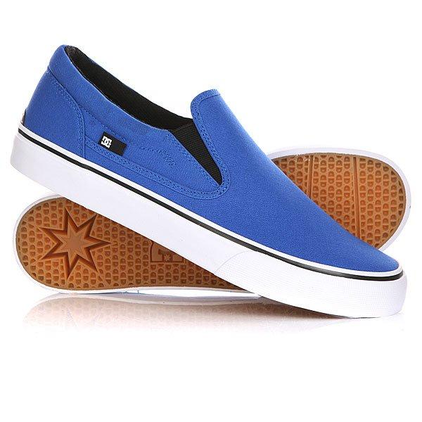 ������� DC Trase Slip-on TX Blue