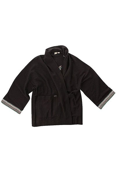 �������� ������� Roxy Fleece Top Charcoal