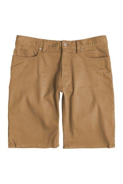 Шорты пляжные DC Colour Shorts WheatБордшорты<br>Классические джинсовые шорты, без которых невозможно представить летний гардероб.Характеристики:Straight fit. 5 карманов. Вышитый логотип на заднем кармане.<br><br>Размер EU: 32<br>Размер EU: 28<br>Размер EU: 34<br>Размер EU: 33<br>Размер EU: 31<br>Размер EU: 30<br>Цвет: коричневый<br>Тип: Шорты классические<br>Возраст: Взрослый<br>Пол: Мужской