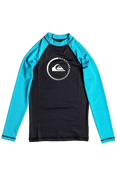 ������������� ������� Quiksilver Lock Up Boy Black/Hawaiian Ocean