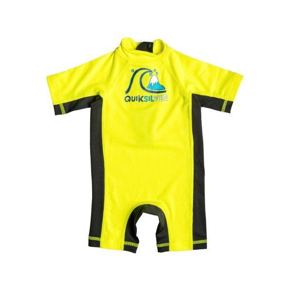 ����������� (����������) ������� Quiksilver Bubblespringinf Safety Yellow