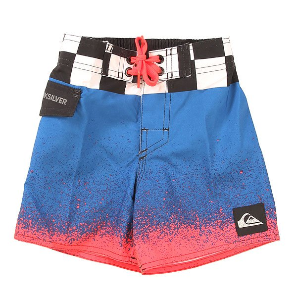 Шорты пляжные детские Quiksilver Magic Bolt Boy 12 Og Scallop Turk