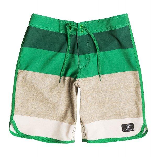 Шорты пляжные детские DC Advisory Advisory GreenОдежда<br><br><br>Размер EU: 12yrs<br>Цвет: зеленый,бежевый<br>Тип: Шорты пляжные<br>Возраст: Детский