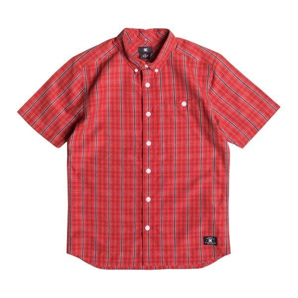 Рубашка в клетку детская DC Atura 2 Atura FormulaОдежда<br><br><br>Размер EU: 14yrs<br>Цвет: красный<br>Тип: Рубашка в клетку<br>Возраст: Детский