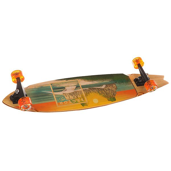 �������� Sector 9 Fernando Beige/Orange/Black 9.375 x 39.5 (100 ��)