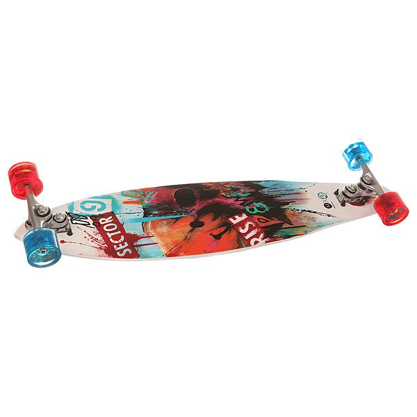�������� Sector 9 Rise & Fall Multicolor 9.125 x 38.5 (97.8 ��)
