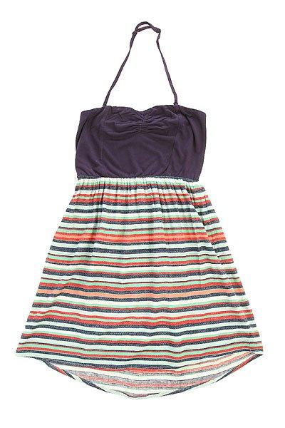 Платье женское Roxy Sleep To Dream Yandai Stripe ComboПлатья<br>Женское платье-майка Sleep To Dream от ROXY.Характеристики:Платье без рукавов. Узкий облегающий фасон.Свободная лямка.<br><br>Размер EU: L<br>Размер EU: M<br>Размер EU: XL<br>Размер EU: XS<br>Размер EU: S<br>Цвет: синий,мультиколор<br>Тип: Платье<br>Возраст: Взрослый<br>Пол: Женский