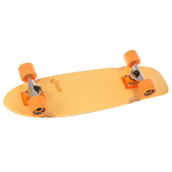 Скейт мини круизер Obfive So-cal Yellow 8 x 28.25 (72 см)Лонгборды<br><br><br>Размер EU: 28.25 (72 см)<br>Цвет: желтый<br>Тип: Скейт мини круизер