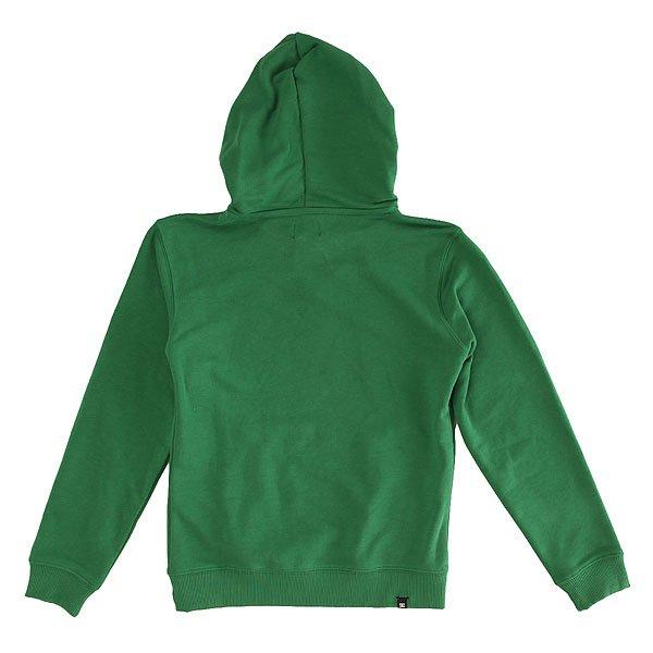 Толстовка кенгуру детская DC Star Ph By B Otlr Celtic Green от BOARDRIDERS