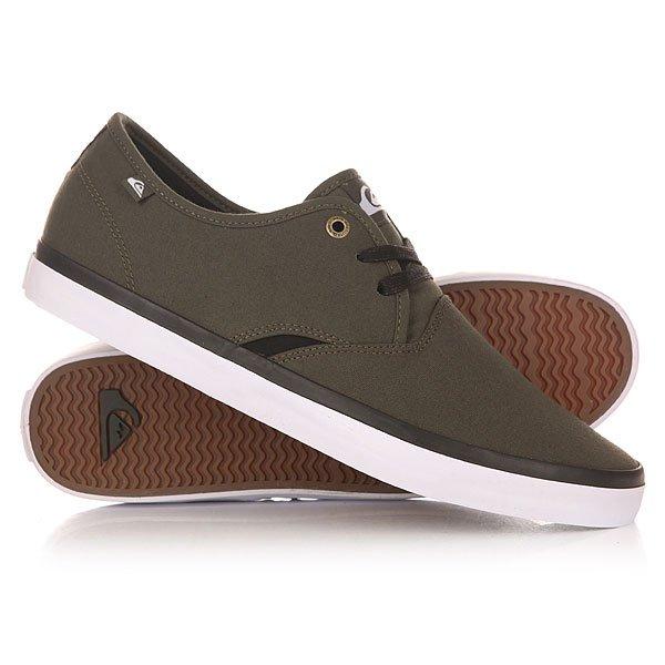���� ��������� ������ Quiksilver Shorebreak M Shoe Xggw Green/Green/White