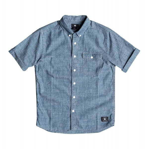 ������� ������� DC Shoes Riot Van Indigo Chambray