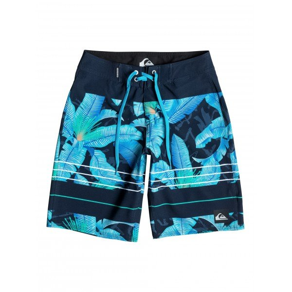 ����� ������� ������� Quiksilver Riot Youth 18 Blue