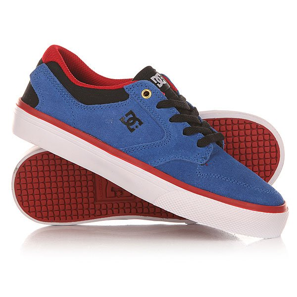 ���� ��������� ������ ������� DC Argosy Vulc Royal/Black/Red