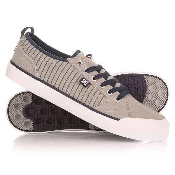 ���� ��������� ������ DC Evan Smith Tx Grey/Dark Navy