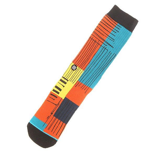 Носки средние Stance Quadro BlueНоски<br>Прочные носки из роскошного хлопка для мягкой езды с усиленной пяткой и носком.Технические характеристики: Легкие атлетические носки из эластичного хлопка премиум качества.Усиленная пятка и носок.Сеточная вязка для сухости и комфорта.Анатомическая форма, повторяющая контуры ноги.Эластичная манжета.Логотип Stance.<br><br>Размер EU: L/XL<br>Цвет: оранжевый,голубой,желтый,черный<br>Тип: Носки средние<br>Возраст: Взрослый<br>Пол: Мужской