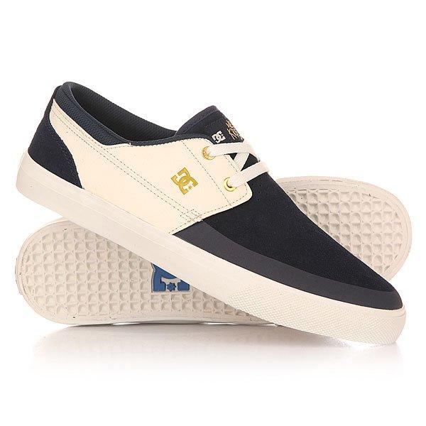 ���� ��������� ������ DC Shoes Wes Kremer 2 Blue/White
