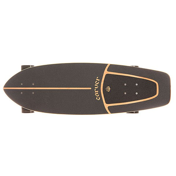 Скейт круизер Carver C7 Complete Resin Ano Assorted 9.5 x 31 (78.7 см) от BOARDRIDERS