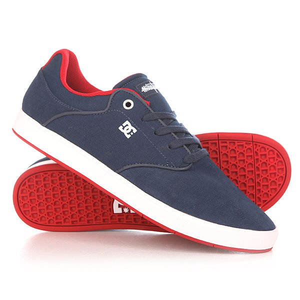 ���� ��������� ������ DC Mikey Taylor Navy/Red