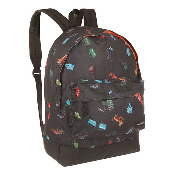 ������ ��������� Quiksilver Everyday Poster Maxthefull Black