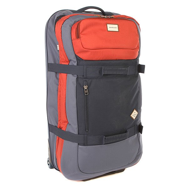 ����� �������� Quiksilver Reach Barn Red