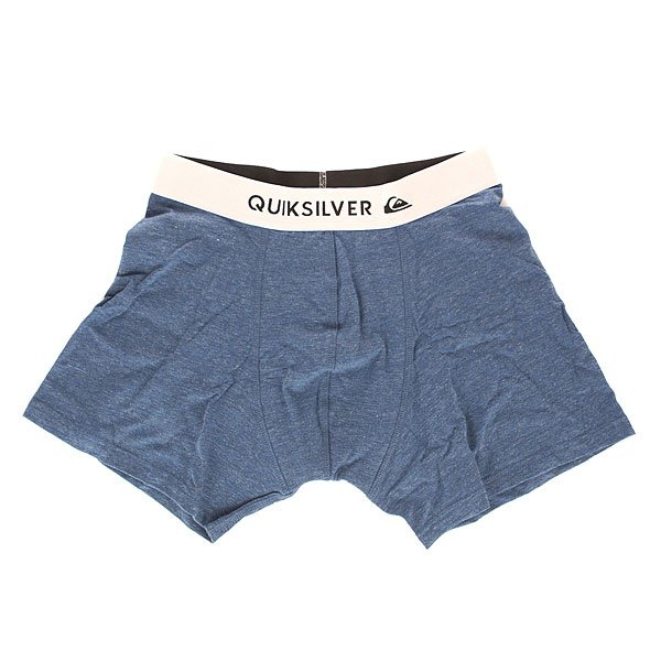 Трусы Quiksilver Boxer Edition Nightshadow Blue