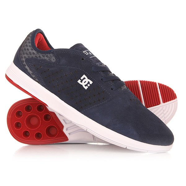 ��������� DC Shoes New Jack Shoe Navy
