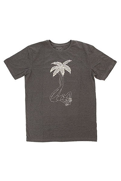 �������� Quiksilver Heatherewetpalm Charcoal Heather