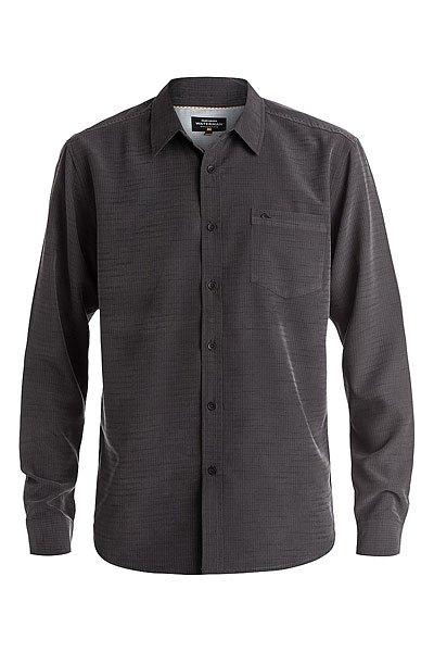 Рубашка Quiksilver Centinela BlackРубашки<br><br><br>Размер EU: L<br>Размер EU: S<br>Размер EU: M<br>Размер EU: XL<br>Цвет: черный<br>Тип: Рубашка<br>Возраст: Взрослый<br>Пол: Мужской