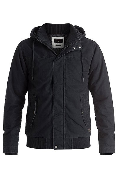 Куртка зимняя Quiksilver Everydaybrooks Black от BOARDRIDERS
