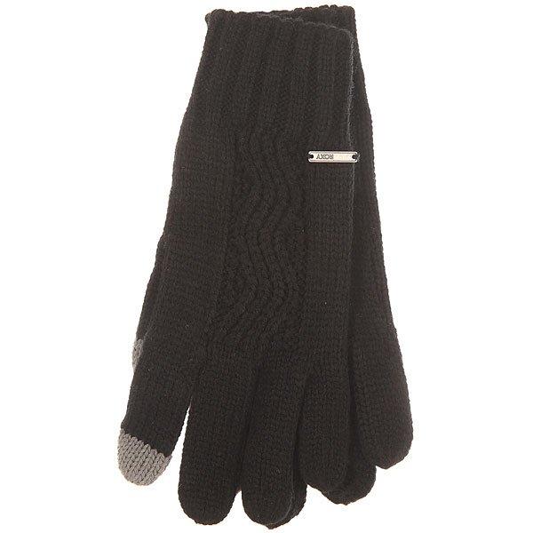 Перчатки женские Roxy Stay J Glov True Black от BOARDRIDERS