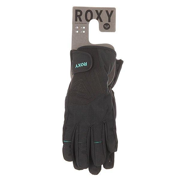 Перчатки сноубордические женские Roxy Tyia Glove True Black от BOARDRIDERS