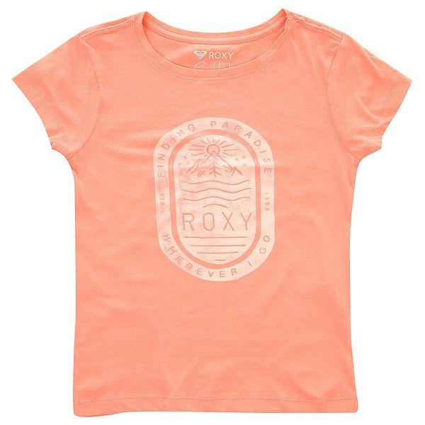 Футболка детская Roxy Rg Basic Stamp Peach AmberОдежда<br><br><br>Размер EU: 10yrs<br>Цвет: розовый<br>Тип: Футболка<br>Возраст: Детский