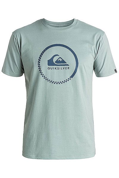 Футболка Quiksilver Clastessactivlo Chinois Green
