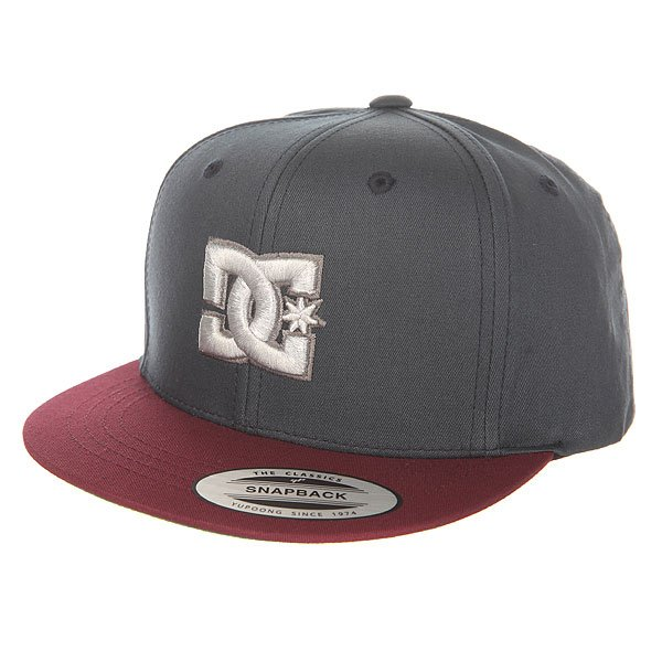 ��������� � ������ ��������� ������� DC Shoes Snappy Boy Hats Licorice