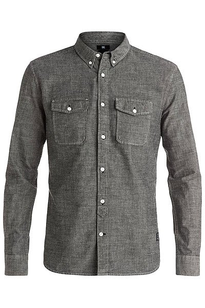 ������� DC Arrowood Black Chambray