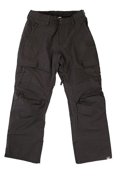 Штаны сноубордические Quiksilver Porter Ins Pt Black