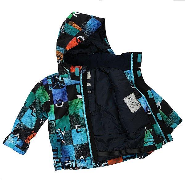 Куртка детская Quiksilver Little Mission Chakalapaki Origin от BOARDRIDERS