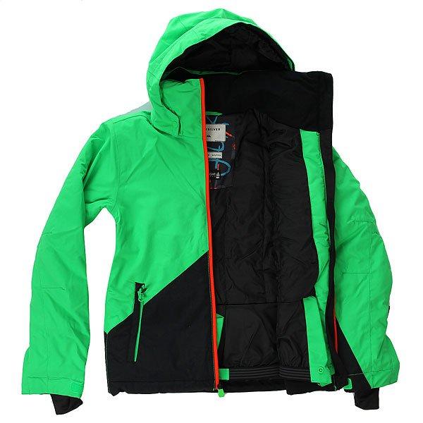 Куртка детская Quiksilver Mission Color Andean Toucan от BOARDRIDERS